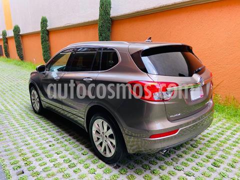 Buick Envision CXL usado (2017) color Bronce precio $385,000