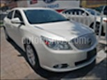 Foto venta Auto usado Buick LaCrosse CXS (2011) color Blanco precio $196,000