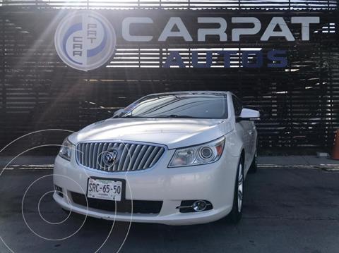 Buick LaCrosse 3.6L Paq C usado (2014) color Blanco precio $199,000