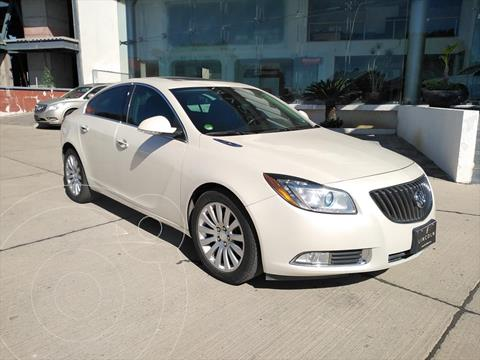 Buick Regal Premium Turbo usado (2013) color Blanco precio $175,000
