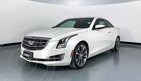 Cadillac ATS Coupe 2.0L usado (2017) color Blanco precio $439,999