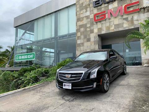Cadillac ATS Coupe 2.0L usado (2016) color Negro precio $380,000