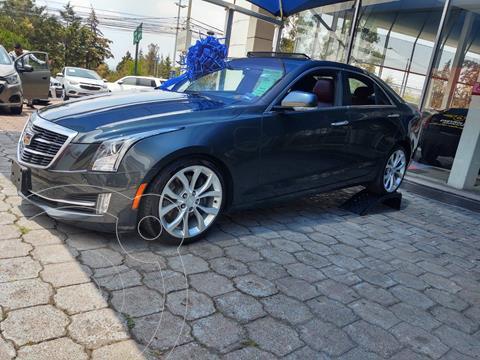 Cadillac ATS Premium usado (2017) color Gris Oscuro precio $410,000