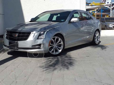 Cadillac ATS Premium usado (2017) color Plata precio $410,000