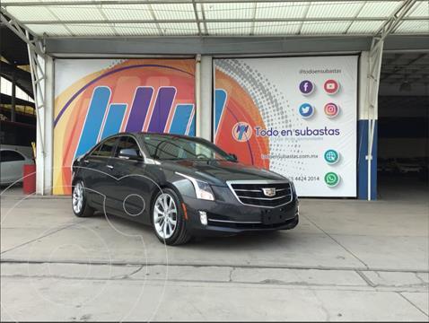 Cadillac ATS Premium usado (2017) color Gris precio $300,000