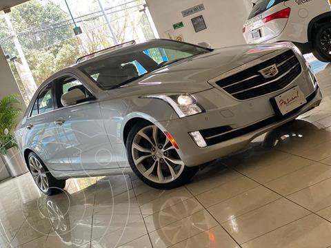 Cadillac ATS Premium usado (2017) color Plata Dorado precio $410,000