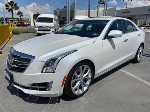 Cadillac ATS Premium usado (2018) color Blanco precio $480,000
