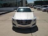 Foto venta Auto usado Cadillac CTS 3.6L (2014) color Blanco Diamante precio $330,000