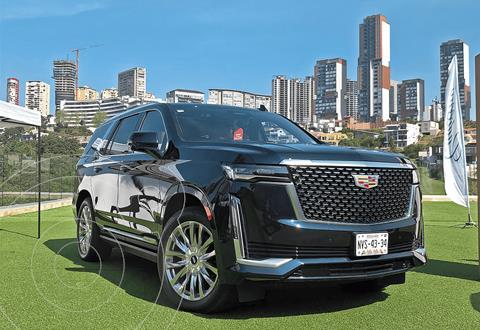 Cadillac CTS 4 PTS PREMIUM, V6, 36 BITURBO, TA, QC, XENON, RA- usado (2017) color Amarillo precio $344,013