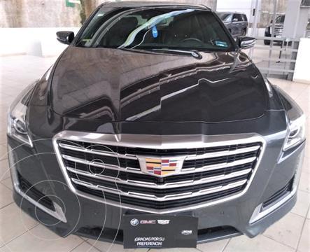 Cadillac CTS Premium usado (2017) color Gris precio $455,000