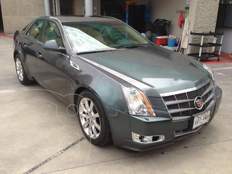 Cadillac CTS 3.6L usado (2008) color Gris precio $120,000