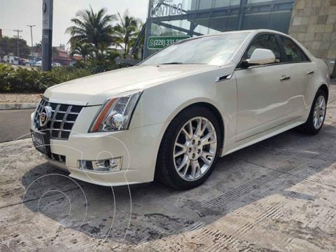Cadillac CTS 3.6L usado (2012) color Blanco precio $240,000
