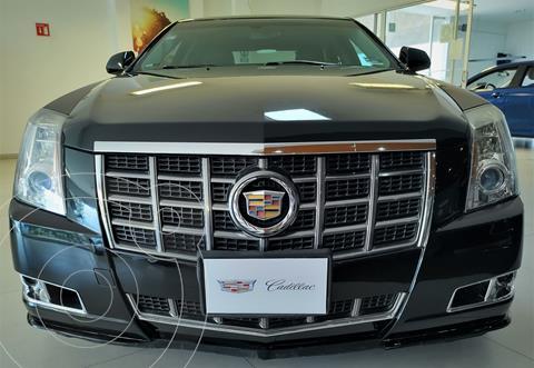 Cadillac CTS 3.6L usado (2012) color Negro precio $215,000