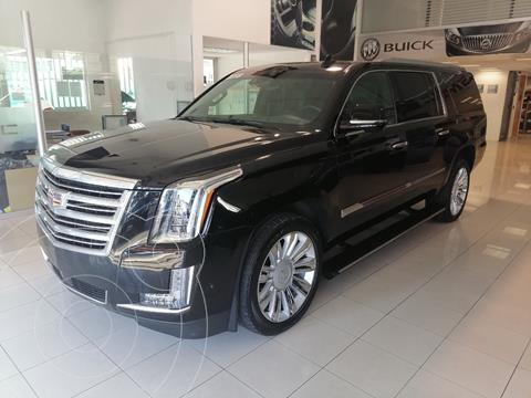 Cadillac Escalade ESV Platinum usado (2018) color Negro precio $1,089,000