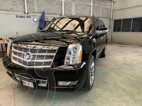 Cadillac Escalade ESV Paq A Confort usado (2011) color Negro precio $515,900