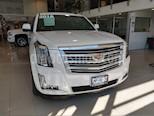 Foto venta Auto usado Cadillac Escalade ESV Platinum color Blanco Diamante precio $1,050,000