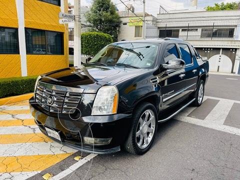 Cadillac Escalade EXT 6.0L V8 Paq A usado (2007) color Negro precio $199,900