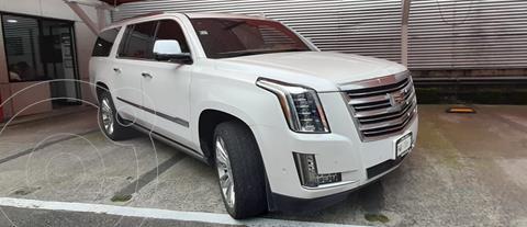 Cadillac Escalade Paq P 4x4 Platinum usado (2019) color Blanco precio $1,298,000