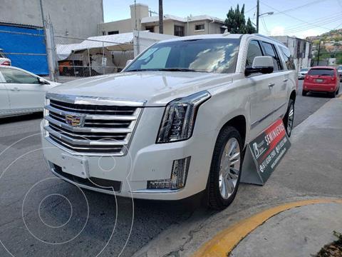 Cadillac Escalade Paq P 4x4 Platinum usado (2019) color Blanco precio $1,218,000