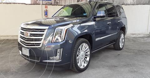 Cadillac Escalade 4x4 Platinum  usado (2019) color Gris precio $1,098,000