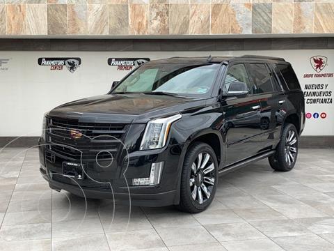 Cadillac Escalade 4x4 Platinum  usado (2016) color Negro precio $785,000