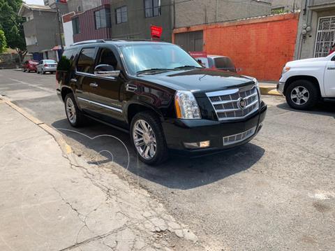 Cadillac Escalade Paq P 4x4 Platinum  usado (2013) color Negro precio $395,000
