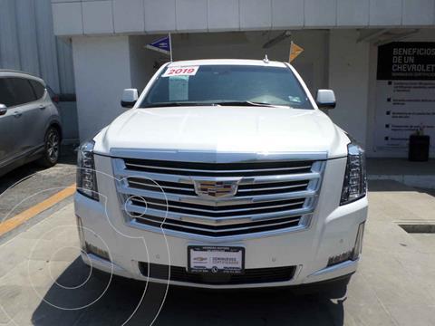 Cadillac Escalade 4x4 Platinum usado (2019) color Blanco precio $1,125,000