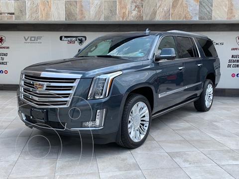 Cadillac Escalade Paq P 4x4 Platinum usado (2019) color Negro precio $1,245,000