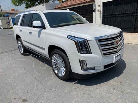 Cadillac Escalade Paq P 4x4 Premium usado (2020) color Blanco precio $1,350,000