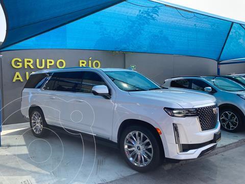 Cadillac Escalade Premium ESV  usado (2021) color Blanco precio $2,290,000