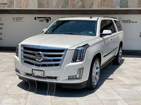 Cadillac Escalade Paq P 4x4 Platinum usado (2015) color Blanco precio $765,000