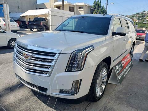 Cadillac Escalade Paq P 4x4 Platinum usado (2016) color Blanco precio $788,000