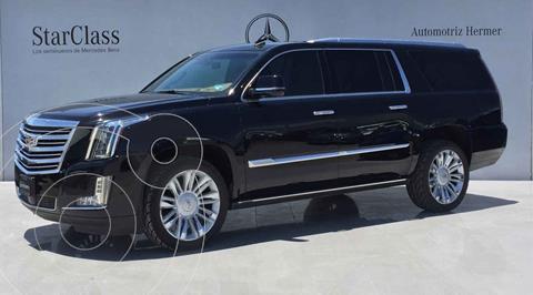 Cadillac Escalade Paq P 4x4 Platinum usado (2017) color Negro precio $949,900