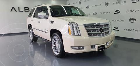 Cadillac Escalade 4x4 Platinum  usado (2013) color Blanco precio $379,900
