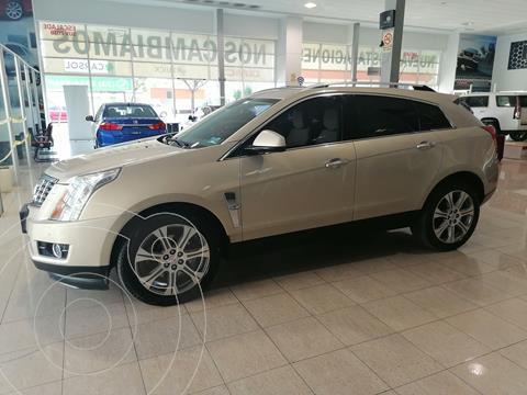 Cadillac SRX Premium AWD usado (2012) color Beige precio $235,000