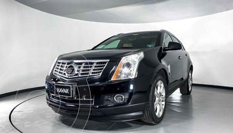 Cadillac SRX Premium AWD usado (2016) color Negro precio $372,999