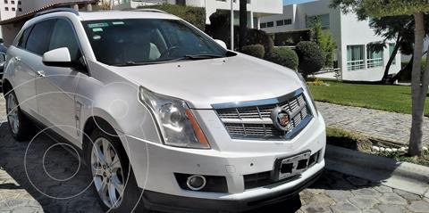 Cadillac SRX C usado (2010) color Blanco precio $159,000
