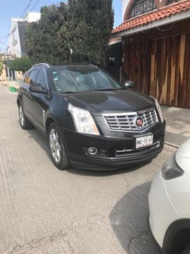 Cadillac SRX Premium AWD usado (2013) color Negro precio $255,600
