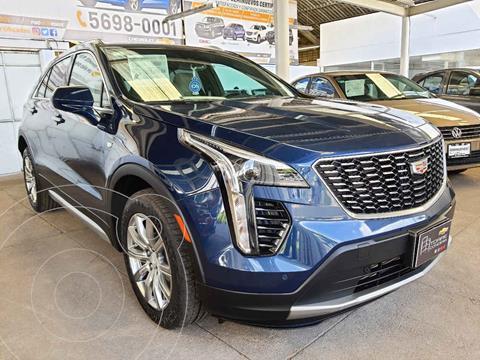 Cadillac XT4 Premium Luxury usado (2020) color Azul precio $669,000