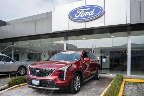Cadillac XT4 2.0L usado (2019) color Rojo precio $520,000