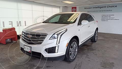 Cadillac XT5 Premium usado (2017) color Blanco precio $460,000