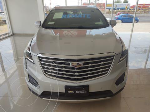 Cadillac XT5 Platinum usado (2017) color Plata Dorado precio $525,000