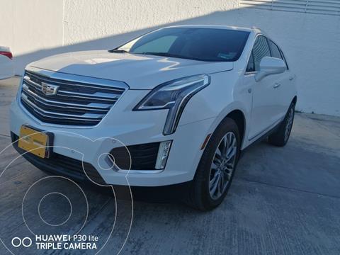 Cadillac XT5 Base usado (2017) color Blanco precio $420,000