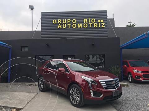 Cadillac XT5 Premium usado (2018) color Rojo Cobrizo precio $498,000