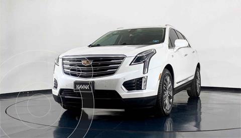 Cadillac XT5 Premium usado (2017) color Blanco precio $544,999