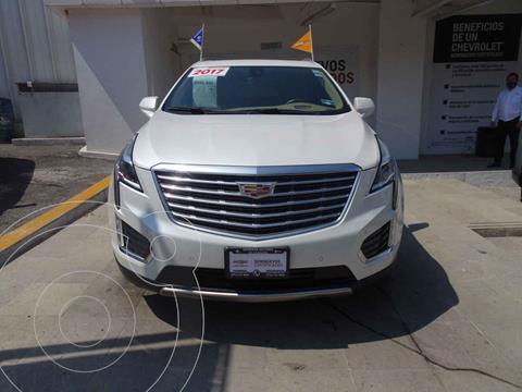 Cadillac XT5 Platinum usado (2017) color Blanco precio $550,000
