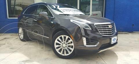 Cadillac XT5 Platinum usado (2017) color Negro precio $450,000