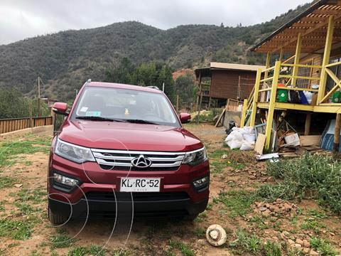 Changan CX70 1.6L Luxury  usado (2018) color Rojo precio $9.000.000