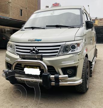 foto Changan Grand Super Van 1.5L 11pas usado (2018) color Plata precio u$s9,000