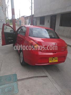 Chery Fulwin Sedan 1.5L usado (2014) color Rojo precio $21.000.000